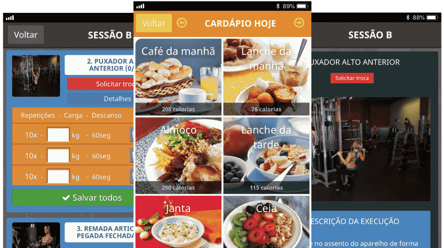 dieta e saude app download